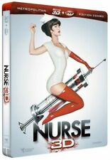 Nurse (BLU-RAY 3D + DVD) STEELBOOK - NEUF SOUS BLISTER