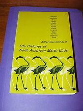 Bird Watching - Life Histories of North American Marsh Birds FLAMINGOS - Herons