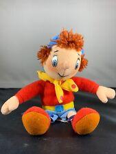Gund Noddy in Toyland Doll Stuffed Plush SOFT