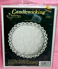 New NeedleMagic Friendship Candlewicking Kit Pin Cushion Sachet Doll Pillow
