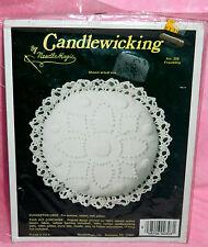 New NeedleMagic Friendship Candlewicking Kit Pin Cushion Sachet Doll Pillow