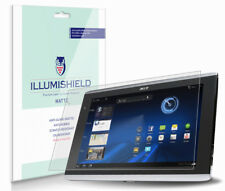 iLLumiShield Anti-Glare Matte Screen Protector 3x for Acer Iconia Tab A100 7""