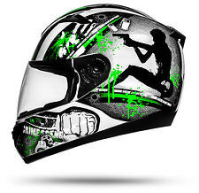 motorrad helme in wei g nstig kaufen ebay. Black Bedroom Furniture Sets. Home Design Ideas