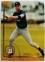 1994 94 Bowman Derek Jeter Rookie RC #633, New York Yankees HOF