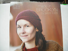 """""""Made In Brooklyn"""" by Jared Flood Knitting Pattern Book"""