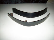 Alfa Romeo Milano Rear Bumper Trim Pieces, Right and Left