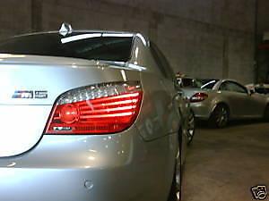 BMW Genuine E60 LCI Right Tail Light,Rear Lamp 525i 530i 550i 528i 535i NEW
