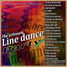 DJ White Rock Line Dance Party Mix