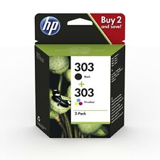 Genuine HP 303 Combo Pack Ink Cartridge 3YM92AE for HP Envy Photo 6230 7130 7134