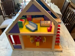Ryan's Room Dollhouse and furniture