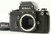 [NEAR MINT] Nikon F2 Photomic DP-1 35mm Film Camera Black Body From JAPAN 0515B