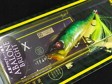 Megabass - POP-X Abalone Limited!! AB HOT TIGER