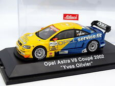Schuco 1/43 - Opel Astra V8 Coupe DTM 2002 Yves Olivier