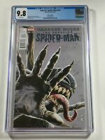 Superior Spider-Man #25 Variant CGC 9.8 - Venom - J.G. Jones Cover - Marvel 2014