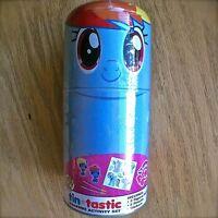 My Little Pony RAINBOW DASH TIN-TASTIC Pop! Creative Activity Set pencils eraser
