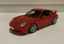 PORSCHE 911 CARRERA GT3 (996) RED by AUTOART 1/18