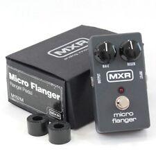 MXR M152 MICRO FLANGER Guitar Effect Pedal