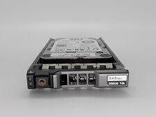 "Dell PowerEdge R710 R610 R910 300GB 2.5""SAS  Server Hard Drive X79H3"