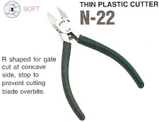 Hozan N-22 Cutting Pliers, Rounded (Discontinued)