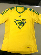 adidas Soccer Shirt Mexico Soccer T-shirt WAZA F.C. kidz Size small