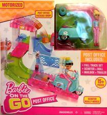 Barbie On The Go Post Office NIB