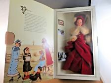 Victorian Elegance Barbie Doll Ice Skates Special Edition 1994 Mint New In Box