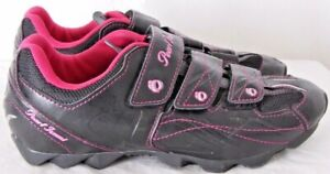 Pearl Izumi 15211001 All Road Bicycle Pink 2 Bolt Cycling shoes 39 US Womens 8.5