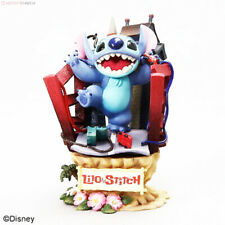 Disney Magic Formation Arts Square Enix Lilo & Stitch Stitch's Big Tantrum Figur