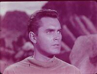 Star Trek TOS 35mm Film Clip Slide The Cage Captain Pike Jeffry Hunter 1.0.31