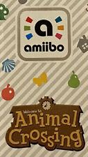 Genuine Animal Crossing Amiibo Cards - (Series 4)