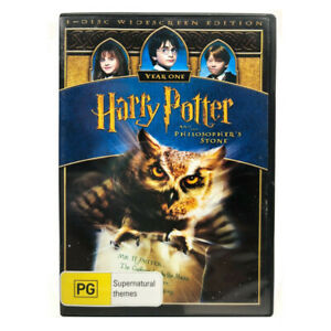 Harry Potter and the Philosopher's Stone - Year One DVD