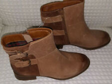 Comfortiva Vardel Women's Boot-Brown Leather-Size 7W-New