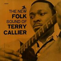 Terry Callier - The New Folk Sound Of Terry Callier [CD]