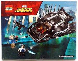 Lego® Bauanleitung für Super Heroes Royal Talon Fighter Attack 76100 Neu