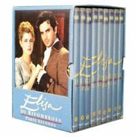 Elisa di Rivombrosa - Parte seconda - Box 9 DVD. Stagione 2