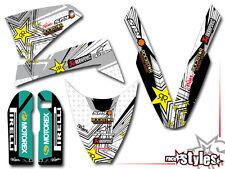 KTM LC4 SXC SM SMC DUKE 620 625 640 660 PRESTIGE | 98-07 Rockstar DEKOR DECALS
