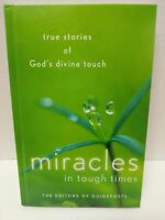 Miracles In Tough Times 2009 Guideposts Hardcover Book