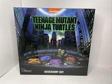 NECA TMNT 1990 Movie Accesory Pack 7? scale Rare