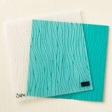 Stampin Up - Seaside Embossing Folder - new