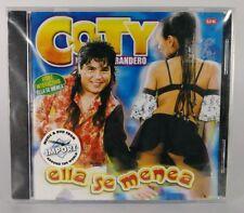 Coty El Parrandero Ella Se Menea Rare Import CD