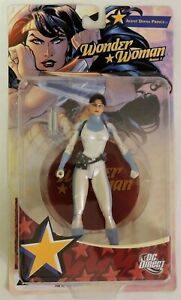 ESAR5352 AGENT DIANA PRINCE WONDER WOMAN SERIES 1 ACTION FIGURE DC DIRECT N.I.B