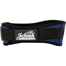 "Schiek Sports Model 2004 Nylon 4 3/4"" Weight Lifting Belt - Navy"