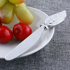 ***MASSIVE SALE*** Leaf Sandwich Butter Cheese Knife Spreader Gift