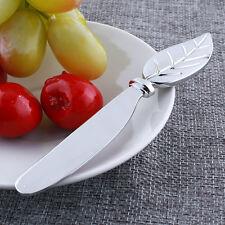 ***MASSIVE SALE*** Leaf Sandwich Butter Cheese Knife Spreader Gift