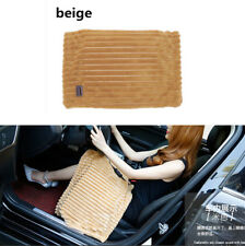 12V Car Electric Heat Seat Cover Pad Heater Blanket Shield Security Warm Beige