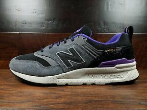 "New Balance CM997HFC ""Cordura"" (Magnet / Purple) Suede 997 Mens 8-13"
