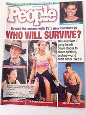 People Magazine TV's New Castaways February 5, 2001 051517nonrh