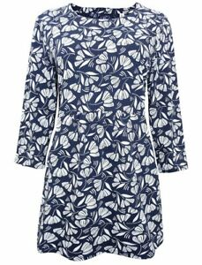 EX SEASALT Early Boat Tunic Top DECO Stems Waterline Sizes 10 12 14 18 RRP £48