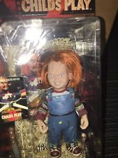 McFARLANE MOVIE MANIACS 2 CHILDS PLAY CHUCKY KILLER DOLL ACTION FIGURE RARE ANDY