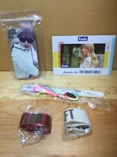 Taylor Swift Red Tour Collector Items Lot: 2 Bracelets Phone Cover, Flashlight..